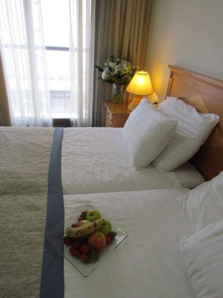 Armon Hayarkon Hotel - Bed Room with Window